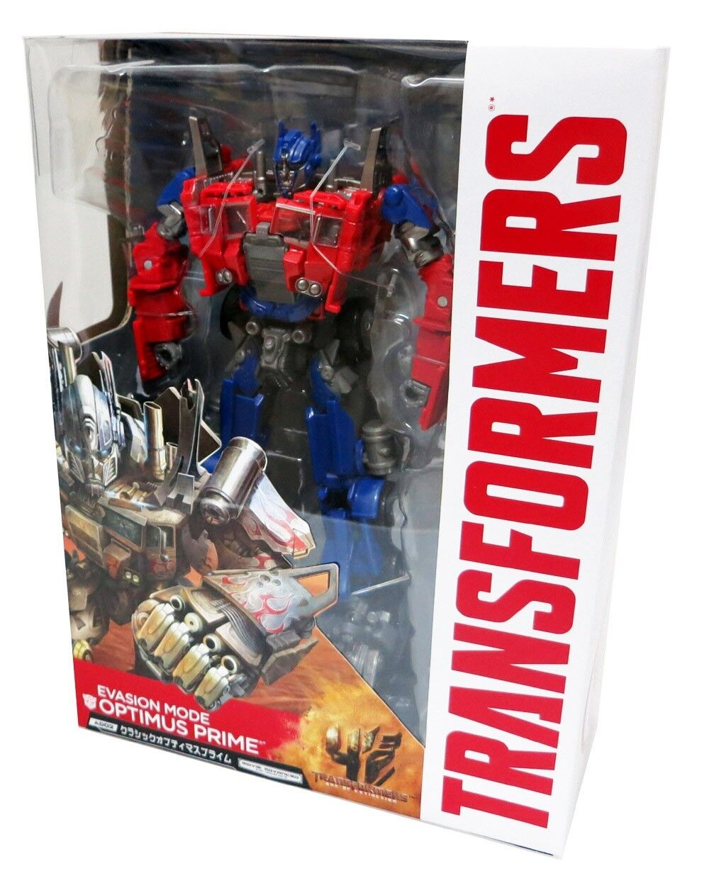 Transformers Takara Jp Ex Age of Extinction  AD02 Voyager Optimus Prime New