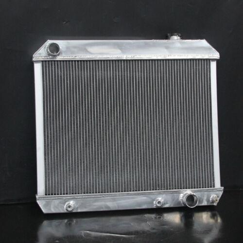 3-Row//CORE Aluminum Radiator For GMC 1000 1500 2500 G1000 Series Suburban 63-66