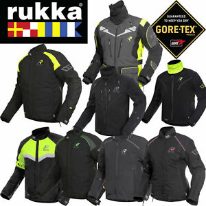 RUKKA-Gore-Tex-Jacke-Elas-Roughroad-Herm-Armarone-Melfort-Realer-Motorradjacken