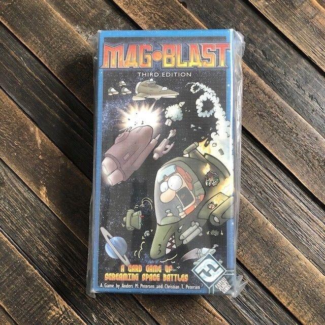 MAG BLAST Third edizione spazio Battle autod gioco fantasyc volo  100% completare  bellissima