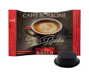 200-CAPSULE-CAFFE-039-BORBONE-MISCELA-ROSSA-DON-CARLO-A-MODO-MIO-OR