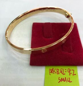 Gold-Authentic-18k-gold-bangle-bracelet-small