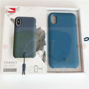 Genuine-Apple-Recommended-Lander-Torrey-Phone-Blue-Case-For-iPhone-X-RRP-35