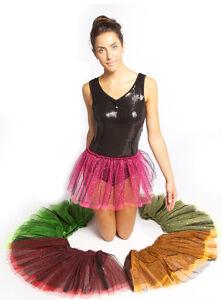 Image Is Loading Girls Netted Dance TUTU Skirt Child 039 S
