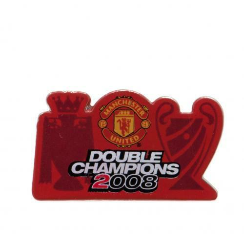 manchester united fc man utd badge double champions football team club for sale online ebay ebay