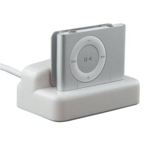 FOR APPLE iPod Shuffle-2//3//4//5//6nd Desktop Charger//Dock Cradle