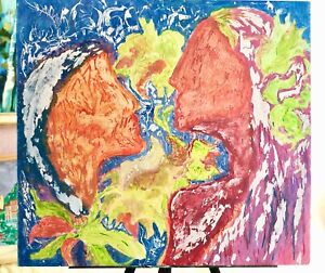 original-acrylic-on-board-painting-contemporary-art-SIGNED-abstract-figurative
