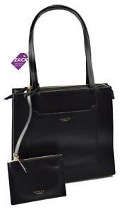 RADLEY-London-Damen-Handtasche-Tasche-034-Hardwick-034-63938A-Leder-schwarz
