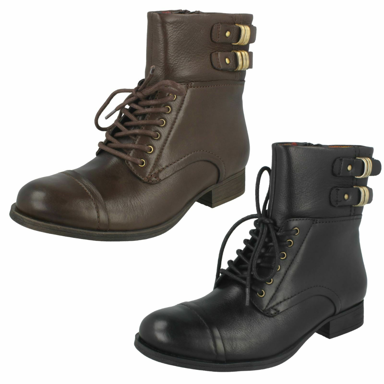 Clarks Ladies Casual Boots Mimic Play