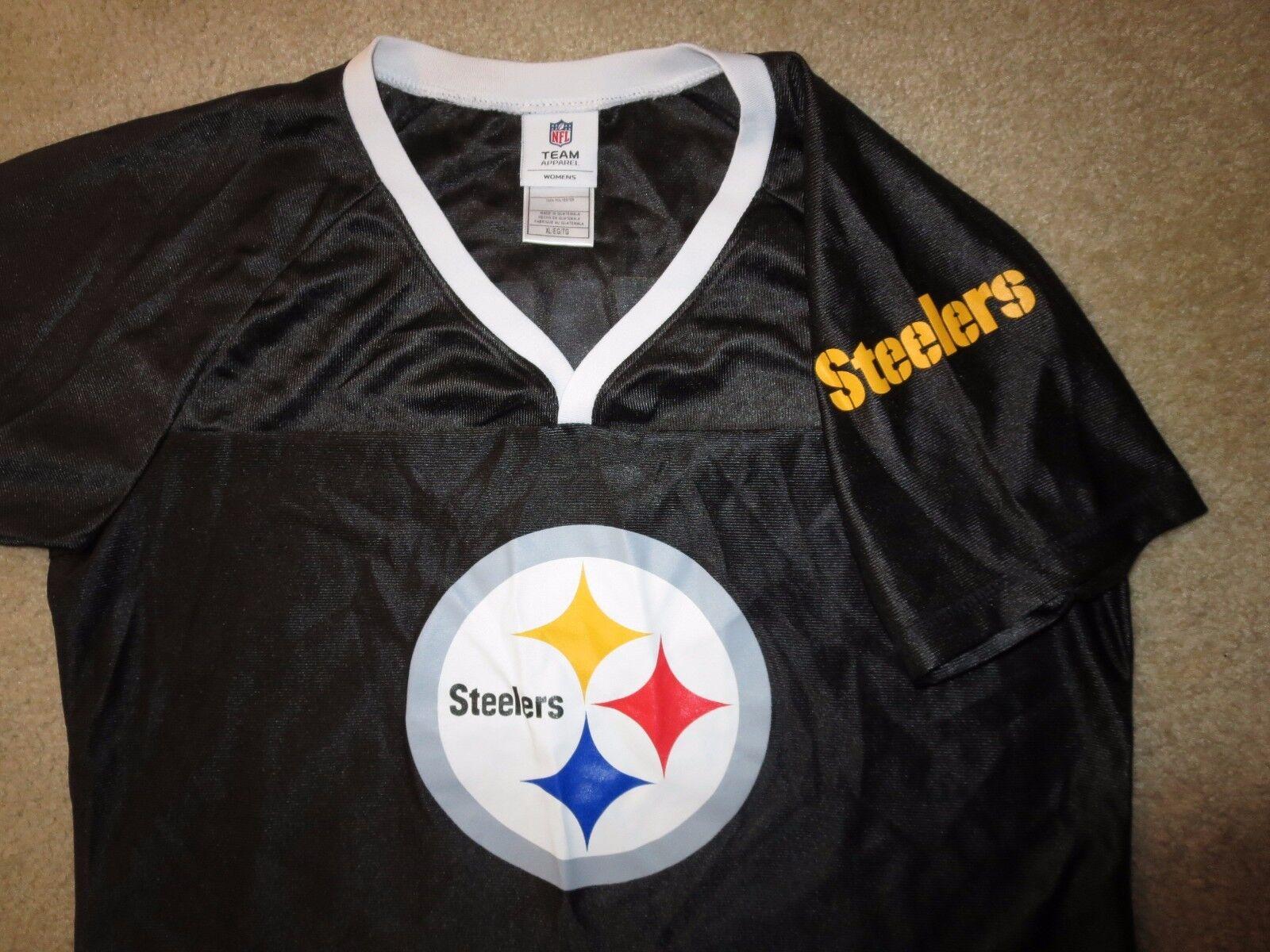 Hines Ward  86 Pittsburgh Steelers NFL Trikot Damen Damen Damen XL 769607