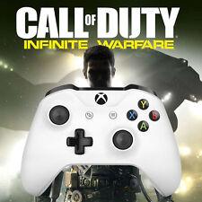 Xbox One Modded Elite Rapid Fire White S Controller COD Infinite Warfare US Ship