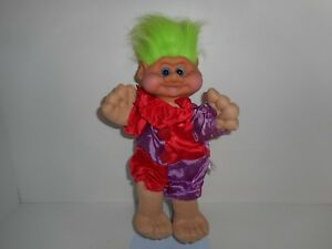 Vintage-1991-ITB-Clown-Troll-Plush-12-034