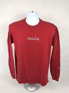 BILLABONG Got It Mens T-Shirt Burgundy Medium