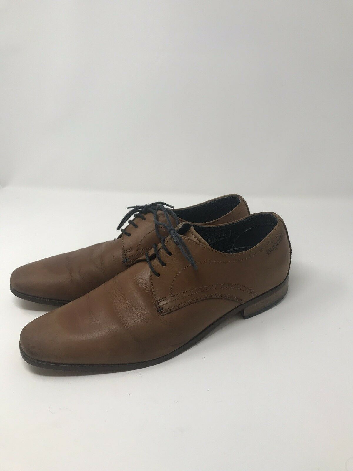 Mens Bugatti Lace Up shoes Size UK42 US 9-9.5