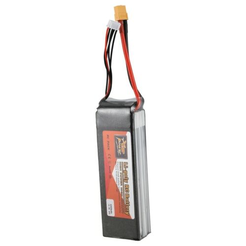 ZOP POWER 14.8V 5000Mah 4S 60C Lipo Batterie ZOP POWER Wiederaufladbare P8O3 2X
