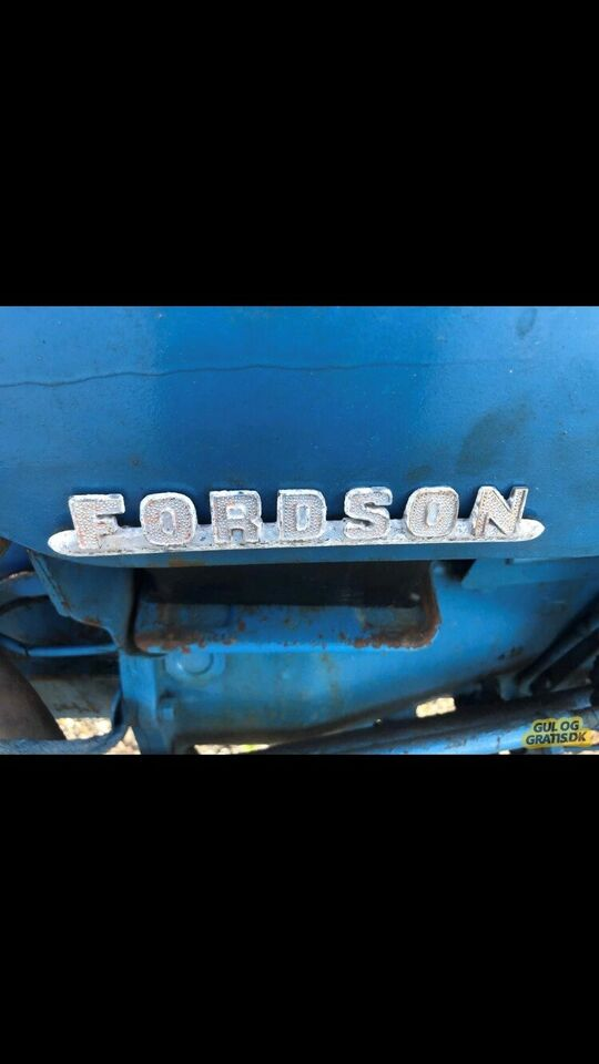 FORDSON , DEXTA