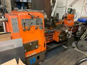 Mauser Gap Bed Engine Lathe,  Model: M3L Canada Preview
