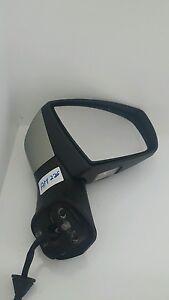 Original-Ford-Kuga-Aussenspiegel-08-12-Umfeldbel-silber-gruen-met-7Pin-AM226