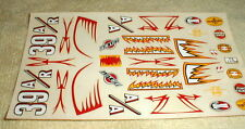 AMT Vintage 3 in 1 Customizing Kit Water Slide Decals #1731-n  NOS  #10