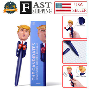 Donald-Trump-039-s-REAL-VOICE-Talking-Pen-8-Different-Sayings