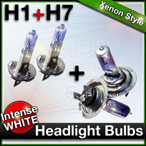 H7 PEUGEOT 307 308 607 BOXER Car Headlight XENON Halogen Bulbs MAIN /& DIP H1