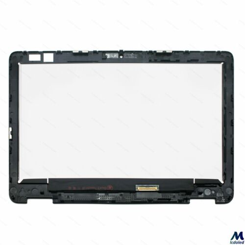 LCD Touch Screen Display Digitizer Assembly Bezel for Dell Chromebook 11 5190