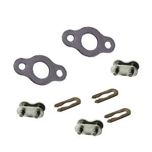 Gasket-amp-Chain-Master-Link-Fits-49cc-66cc-80cc-2-Stroke-Engine-Motorized-Bike