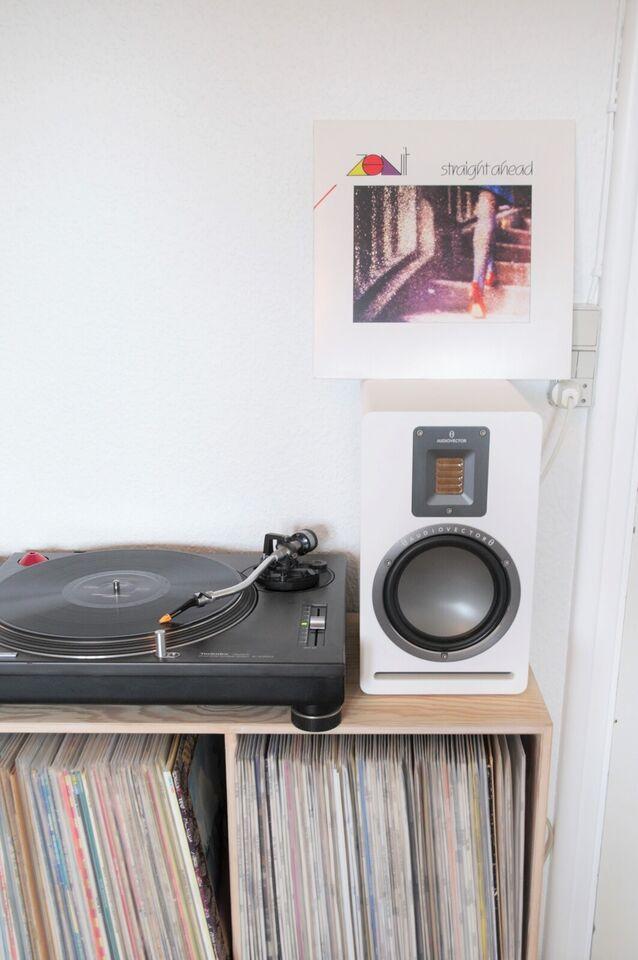 Højttaler, Audiovector, QR 1