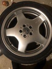 Mercedes Benz Amg Wheels 18