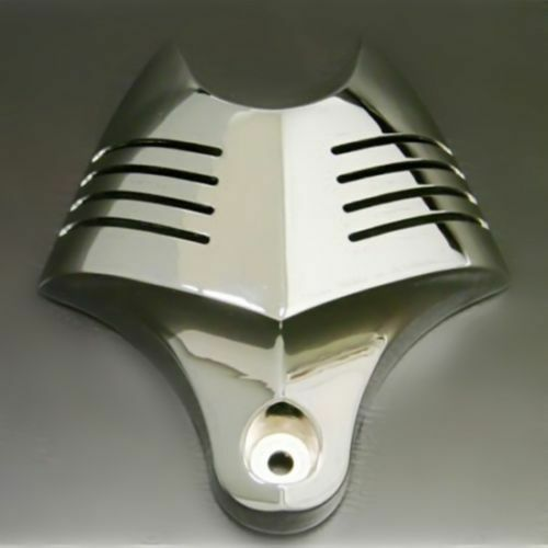 Grill Horn Cover For Harley Softail Dyna Glide Big Twin Road King Electra Custom