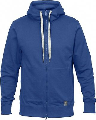 Scendendo Räven Greenland Zip Hoodie M Tg S Deep Blue- Acquista One Give One