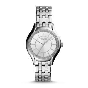 Orologio-Da-Polso-Donna-Fossil-BQ1590IE-In-Acciaio-Inox-Display-26mm-Al-Quarzo-A