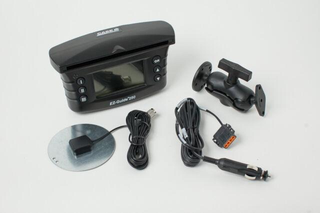 Trimble ez guide 250 gps lightbar case ih ebay trimble ez guide 250 gps lightbar case ih aloadofball Images