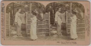Original-1890s-stereoview-JAPAN-geishas