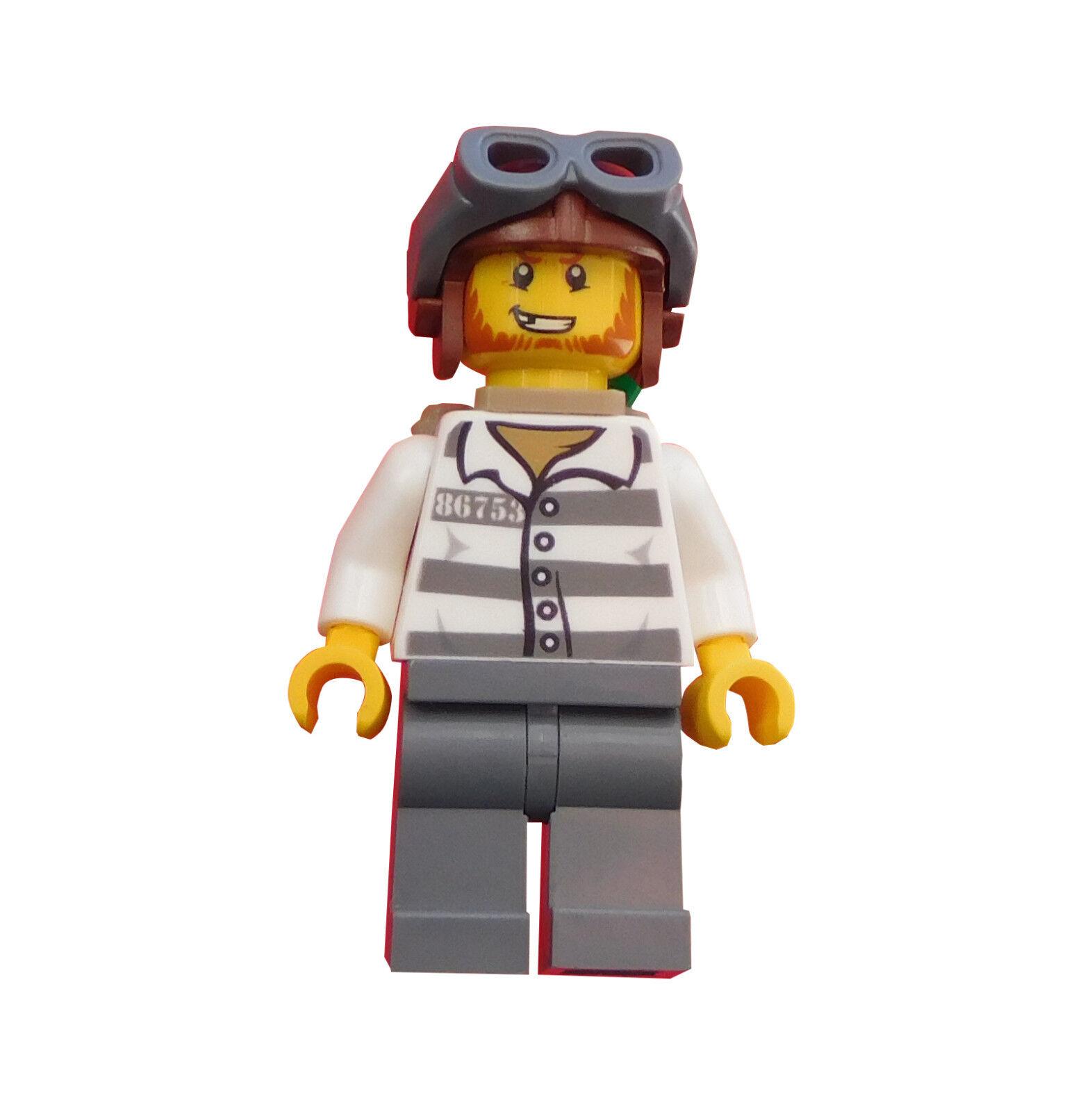 LEGO Ninjago Minifigur CHOKUN neuwertig