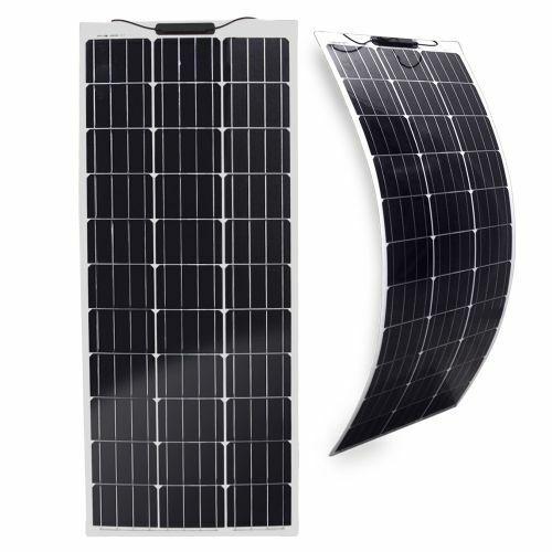 160 W Flex Module Solaire Monokristallin lmp-160-20m 4bb-avec ETFE diapositive F