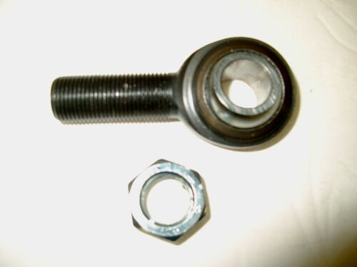 3//4 RH Right Hand Rod End Supply Black Chromoly Heim Joint Jam Nut BBEM12 racing