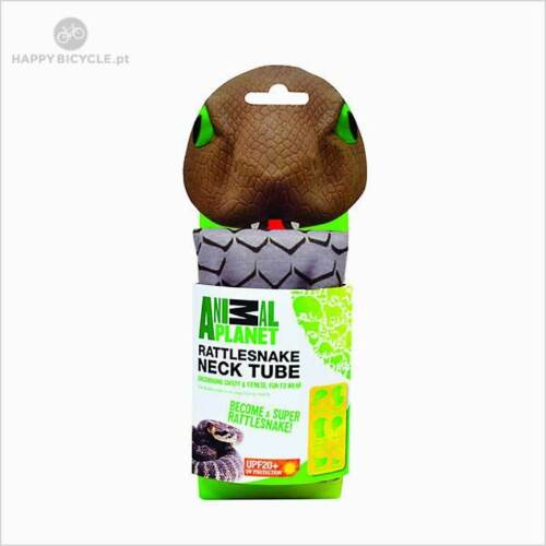 Animal Planet Kids Neck Tube Safety Warmer Comfy Schawl Snood Winter Bandana