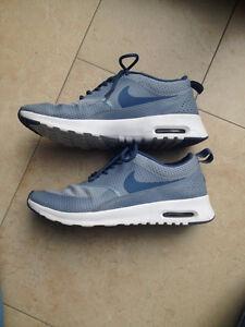 Details zu Nike Air Max Thea blau Größe 38,5