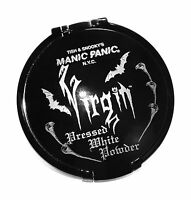 Manic Panic Virgin White Pressed Powder Gothic Vampire Free Shipping