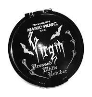 Manic Panic Virgin White Pressed Powder Gothic Vampire Free Shipping