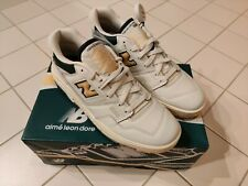 New Balance 550 AIME LEON DORE Natural Green size 8.5 BB550A2 NEW IN BOX