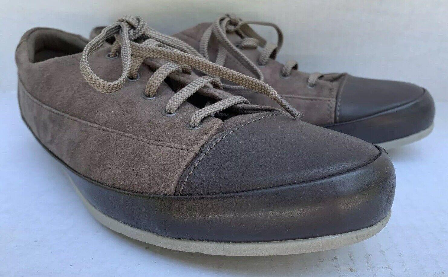 Clarks Zapatos Tenis Colección Suave Cojín, Marrón, nos para Mujer M Nuevo Sin Caja