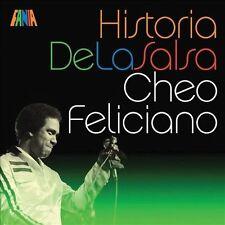 Historia De La Salsa by Cheo Feliciano (CD, May-2009, Fania)