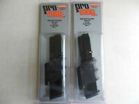 Promag S&w Bodyguard Magazine; Holds 10 Rnds 380; 2 Mags; Blue Steel; Smi 21