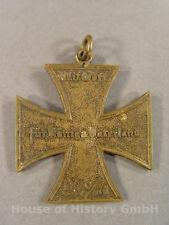 """Erinnerungskreuz """"Mit Gott für König und Vaterland 1870/71"""", Kreuz in EK Form"""