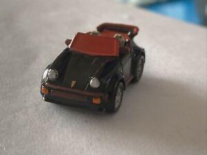 Micro MACHINES GALOOB VINTAGE RARE ORIGINALE 1987 Porsche Cabrio