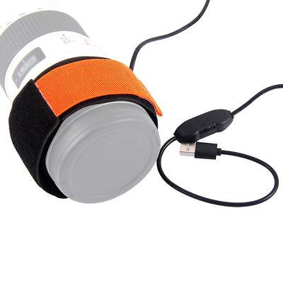 W/&w astro Calentador de Rocío cable de fuente de alimentación