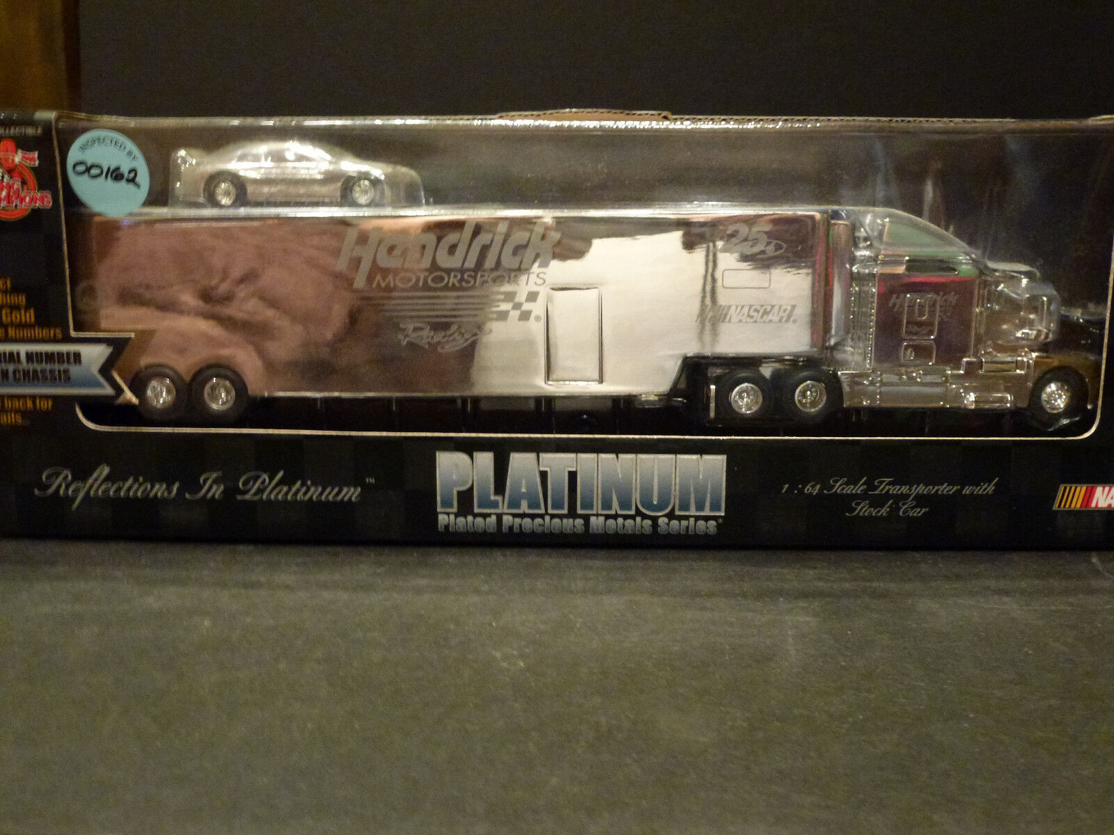 Racing Champions Wally Dallenbach, Transporter 1995,FREE SHIPPING,GT00162