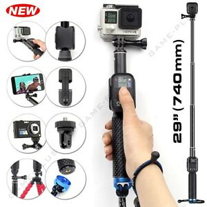 Selfie-Pole-Stick-Extendable-Handheld-Monopod-for-GoPro-SJ4000-Xiaomi-Yi-Camera